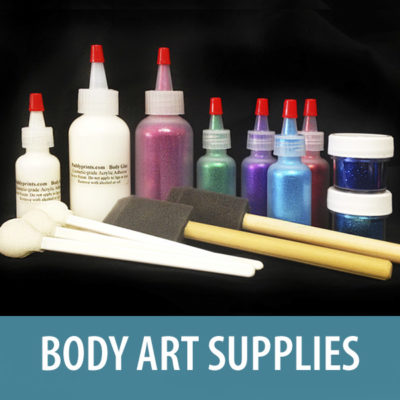 BODY ART SUPPLIES